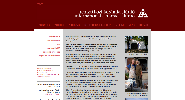 International Ceramics Studio