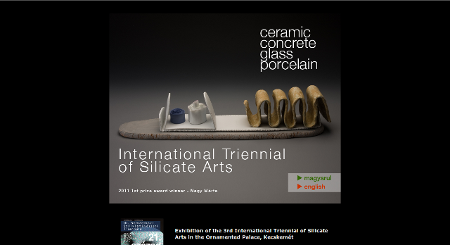 International Triennial of Silicate Arts